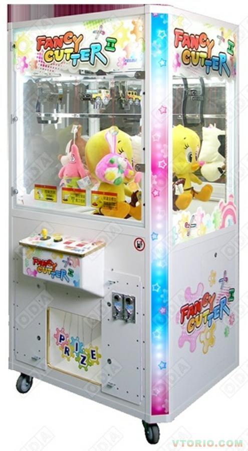 автоматы торговые игровые fancy cutter