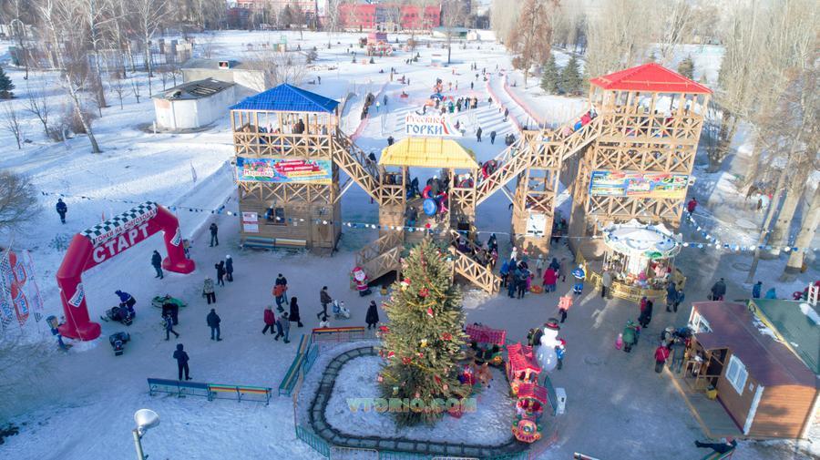 Развлечения, аттракционы и тематические парки для детей в москве и московской области.