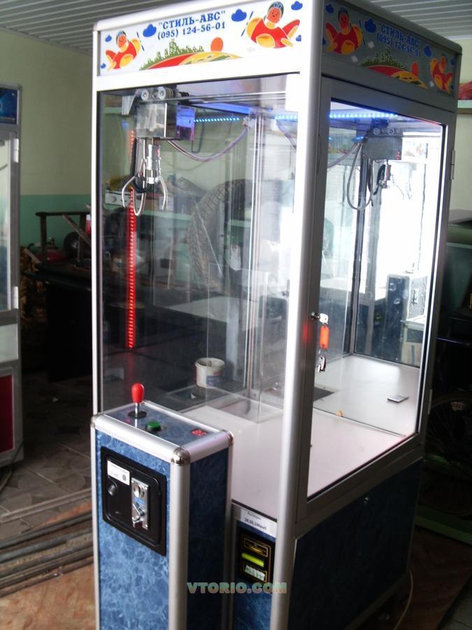Игровые аппараты кран машина хватайка и осьминожка в р.б как сделать от ортона на голден интерстар через ком порт