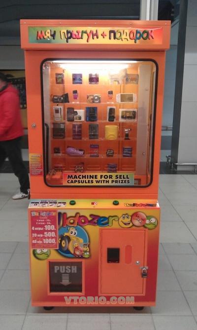 Доход От Детских Игровых Автоматов