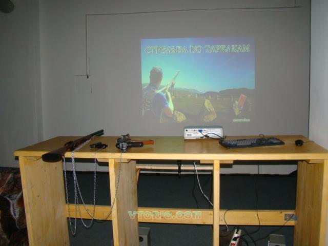 Комплектация автомат АКМ пистолет ТТ,ПМ,винтовка.возможен обмен на видеосимулятор.