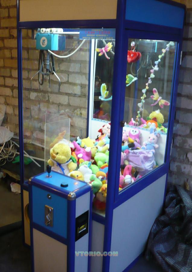 Как Устроен Монетоприемник У Игрового Автомата С Игрушками