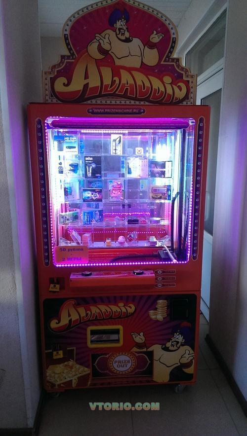 Игровой Автомат Алладин Секрет