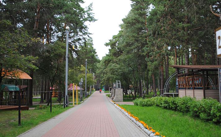 популярные места отдыха в новосибирске могильной
