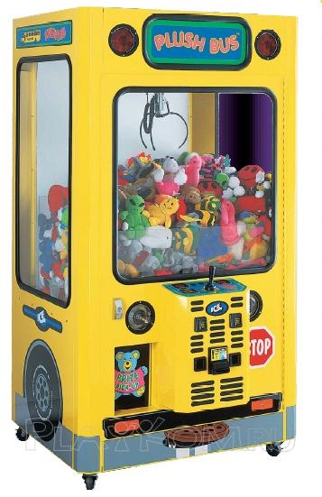 Игровые атракционы аппараты кран машина как обыграть по схеме игровые аппараты